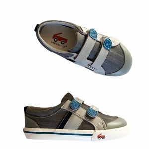 NWT See Kai Run Russell sneakers
